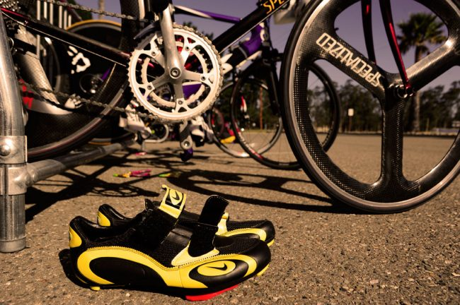 Pain on feet in cycling: the causes