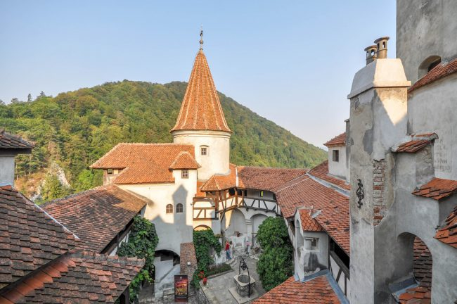 Biking in the heart of Transilvania