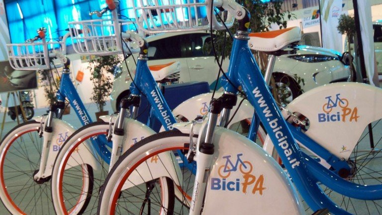 Palermo: green light to the bike-sharing in the fall