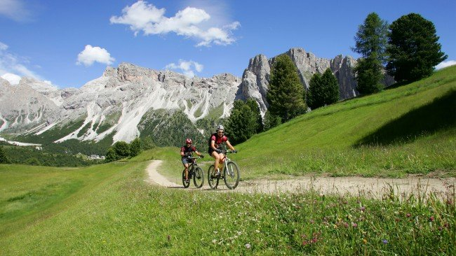 Mountain Biking on the Dolomites: Dobbiaco – Cortina – Calalzo di Cadore