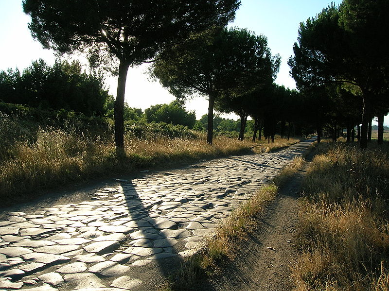 Ancient Via Appia: from Rome to Frattocchie