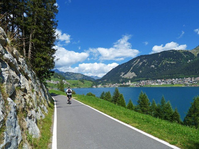 Val Venosta Bike Path