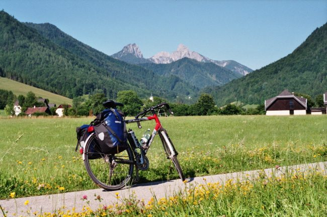 The Enns River Cycle Route