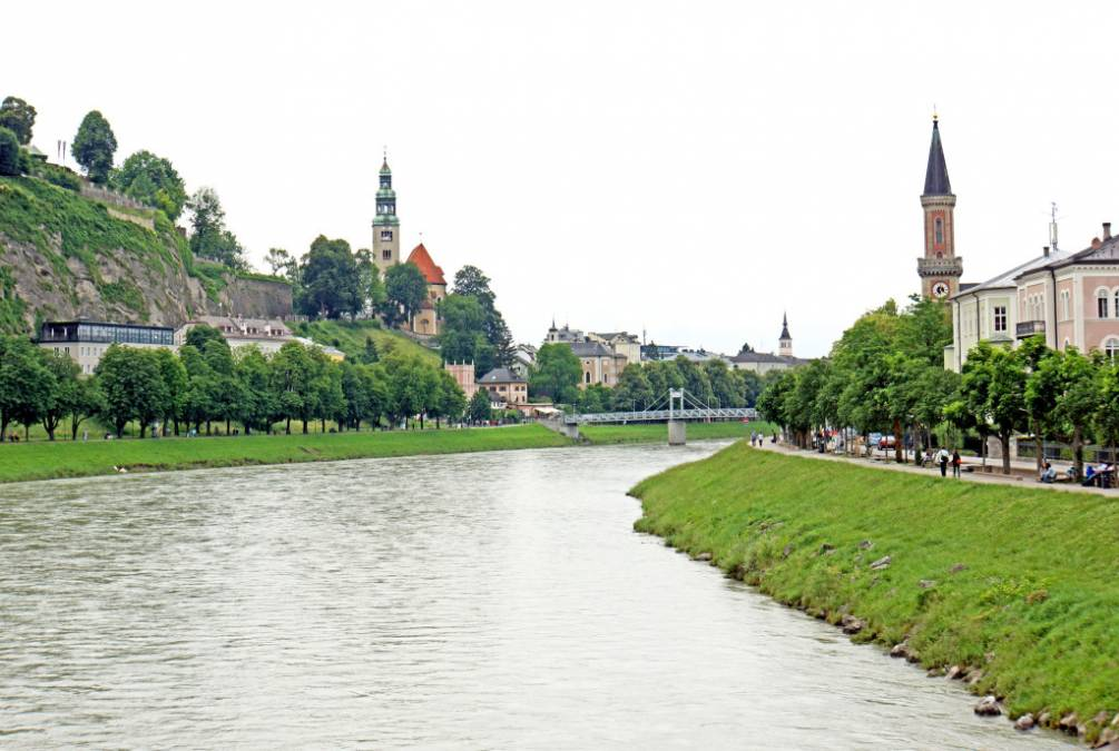Eurovelo 13: the route of the Iron Curtain