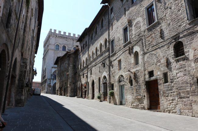 Gubbio-Urbino-Pesaro: cyclotourism in Central Italy