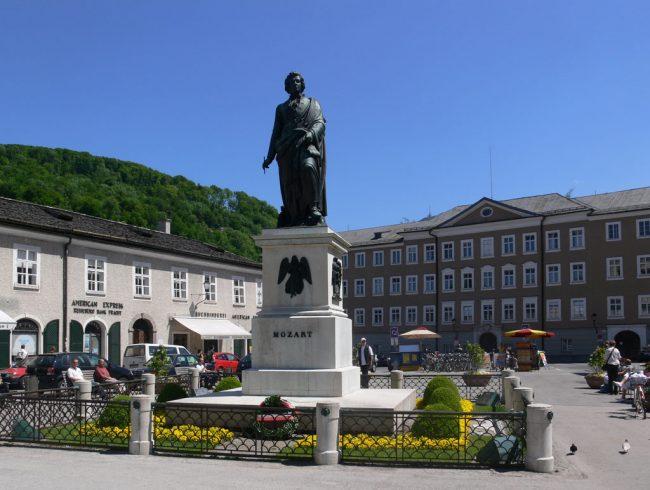 Tyrol and Bavaria along Mozart's Cycle Track