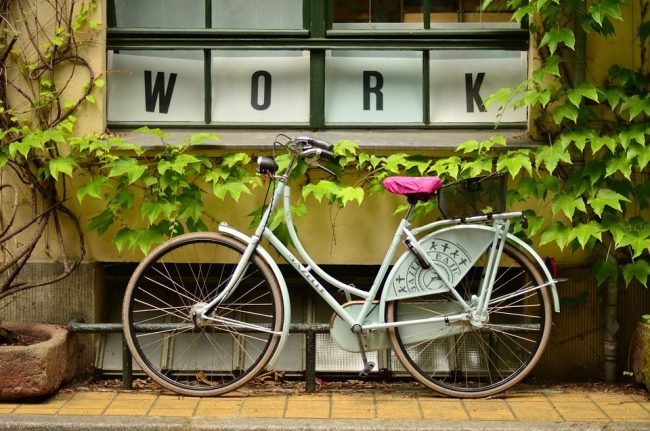 How to start going to work by bike
