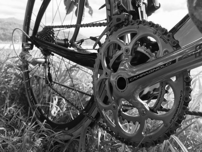 Replace the bicycle chain