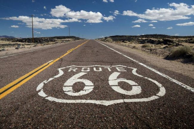 Bicycle Route 66
