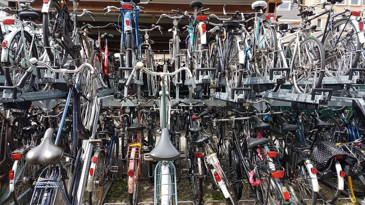 Do you know all the bicycle types?