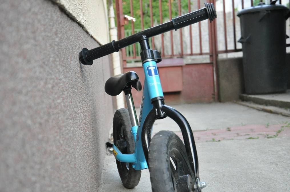 Balance bikes: toy-tool for children