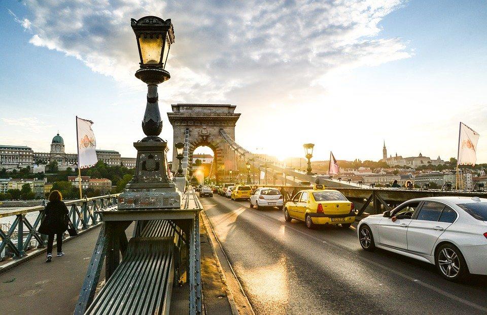Budapest – Belgrade itinerary by bike