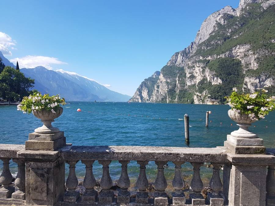 Bicycle Touring with the family between Rovereto, Trento and Lake Garda