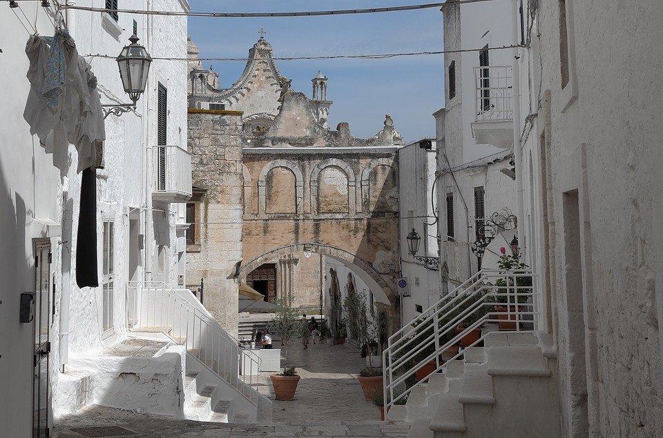 """Puglia: """"Via dei Colli"""" by bike"""