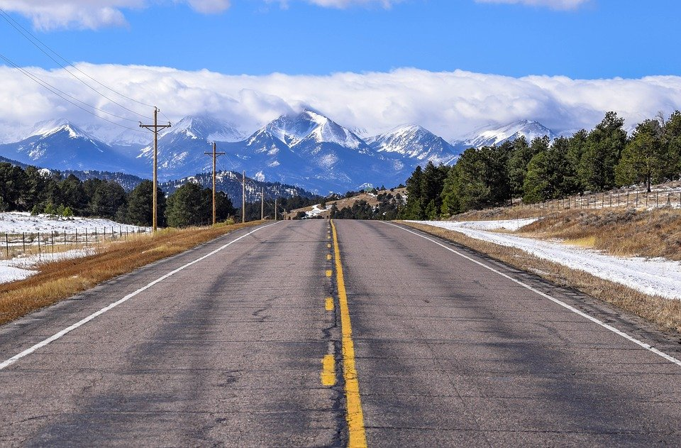 Bicycle Route 76 – Transamerica Trail