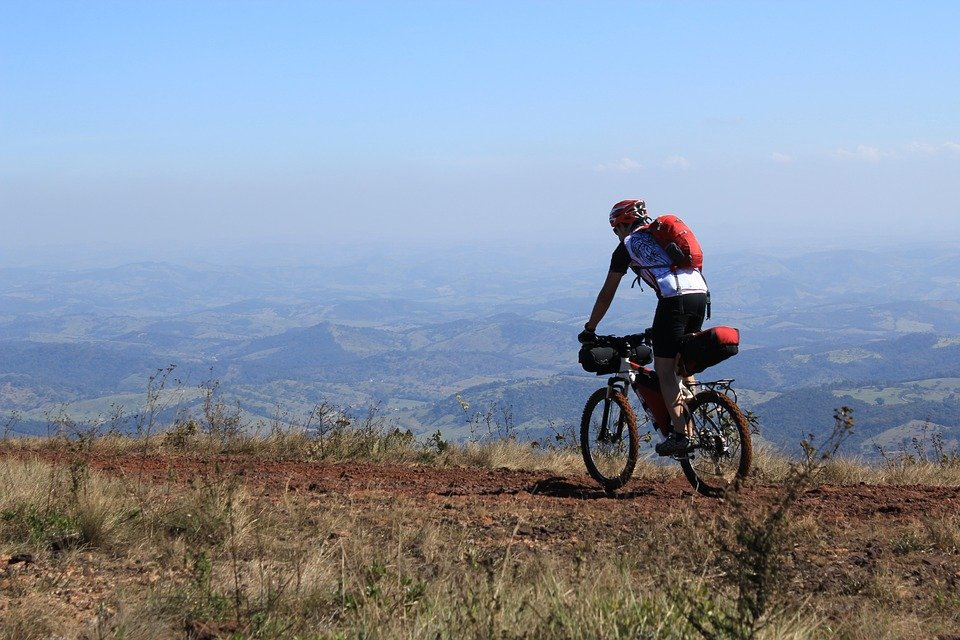 Some tips for bicycle touring by mountain bike
